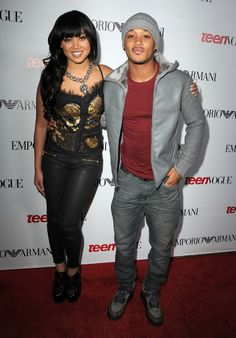 Romeo and Cymphonique Miller Cymphonique Miller, Romeo Miller, Celebrity Siblings, Black Celebrities, Black Families, Black Love, Family Love, Sexy Ass, Two By Two