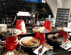 Luscious #Dessert part of Hit the roast #Buffet 950 thb net  at #Deelitebkk #DoubletreebyHilton