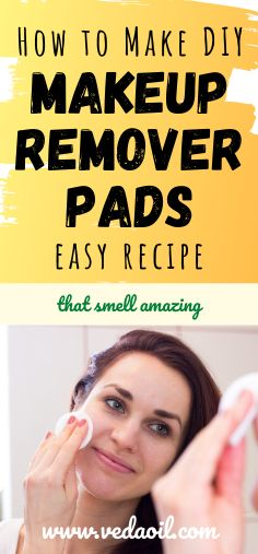 This is the best and easiest DIY eye makeup remover recipe out there, with just a few natural ingredients. How To Make Diy, How To Remove, Diy Makeup Remover Wipes, Frankincense Essential Oil, Putting On Makeup, Tea Tree Essential Oil, Wipe Away, Makeup Yourself