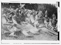 German Caddies (LOC) by The Library of Congress, via Flickr