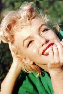 The original Marilyn Munroe