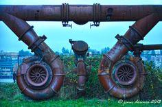 Gasworks Park, Seattle Image by Jenn Downes