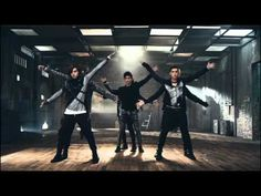 U-Kiss Alone dance version. - YouTube