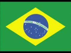 HINO NACIONAL DO BRASIL (CANTADO) (TO SING)