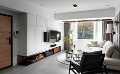纯粹美好的40年老屋改造 / 怀生国际设计有限公司 - 居宅 - 室内设计师网