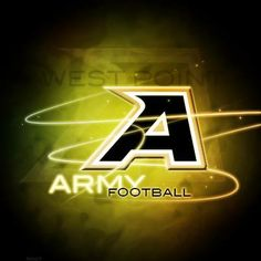 Army Football Logo repinned from West Point Athletics 2010.