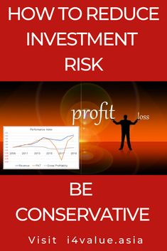 Risk is not a number. It is not some variance. It is about losing money. When you invest, this is the most painful thing you will face. You should learn how to mitigate against risk. The nature of investment is such that you cannot avoid risk. But there are ways to reduce your exposure. One way is to adopt a conservative approach in your analysis and valuation. #i4value #valuation #dividendinvesting #indexfund #investingmoney Value Investing, Investing In Stocks, Investing Money, Fundamental Analysis, Technical Analysis, Investment Books, Company Financials, Dividend Investing, Behavioral Issues