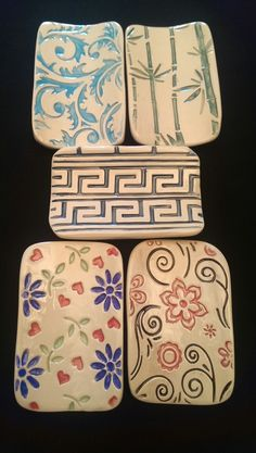 Ceramic soap dish /Özlem Menekay