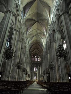 The Soaring, Aesthetically Perfect Cathedral of Bourges | Community Post: 22 Beautiful Places You Will See On The Camino De Santiago