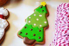Arbol de Navidad. Crhistmas cookies.