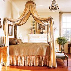 Royal theme...antique furniture