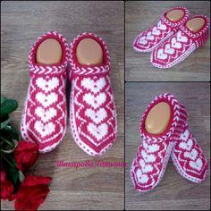 9 Tips for knitting – By Zazok Crochet Bolero Pattern, Crochet Slipper Pattern, Crochet Shoes, Crochet Baby Booties, Knit Or Crochet, Crochet Patterns, Knitting Paterns, Easy Knitting, Knitting Socks