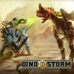 Dino Storm [Game Connect] Your #1 Source for Video Games, Consoles & Accessories! Multicitygames.com