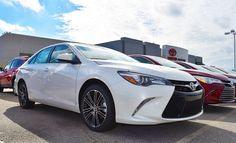 The 2016 Toyota Camry: The family sedan with an attitude.