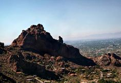 Camelback Mountain Scottsdale Arizona