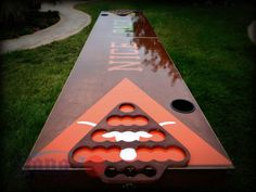 Custom Graphics Table - The Coolest Beer Pong Tables | Complex