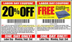 Free Printable Coupons: Harbor Freight Coupons