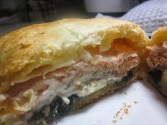 Chef Tess Bakeresse: Salmon Wellington and Good Morning Arizona Fish Re...