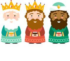 IMAGENS REIS MAGOS GRÁTIS BAIXAR Felt Christmas Decorations, Christmas Gift Tags, Winter Christmas, Christmas Activities For Kids, Christmas Projects, Xmas Drawing, Nativity Silhouette, Diy Crafts To Do, Christmas Cartoons