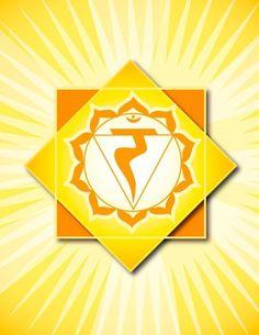 Chakra Symbols and Sanskrit Names: Solar Plexus Chakra