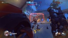 I was speechless after this Reinhardt did this to me. Insane reaction time. Had to share