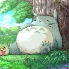 | hinh anh anime -Totoro Tranh pronouncedyou.deviantart.com – 50825 tải về | Ảnh đẹp 1 tấm