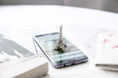 Traveling I Samsung Galaxy S7 Edge I Sonera I Passport I Mondo I Nunuco Design I Paris I Planning Samsung, Lifestyle, Design