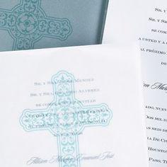 Christian Wedding Invitations & Accessories #Christianweddinginvitations #religiousweddinginvitations