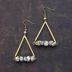 While Odin Sleeps | earrings