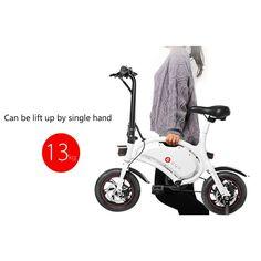 Mini Roller E-bike City Elektrofahrrad Elektroroller günstig bestellen