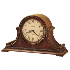 Antique Mantle Clock...one of my favorite things (love the chimes :)