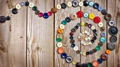 A beautiful picture of Button Swirl With #Buttons downloaded from http://alliswall.com