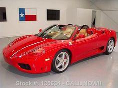 2004  Ferrari Spider 360
