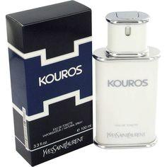 Yves Saint Laurant - Kouros 100 ml EDT - Mænd