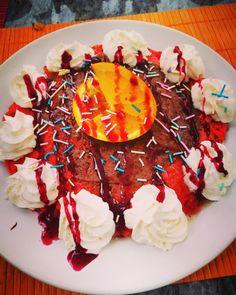 #pancakes #delicious #strawberries #flavour