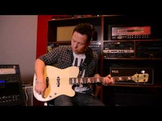 Matt Noveskey of Blue October and Orb Studios on Moniker Guitars' Dixie Bass