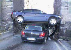Unexplainable Car Accident