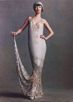 1920's vintage Gatsby glamour