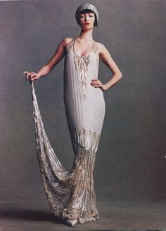 1920's vintage Gatsby glamour