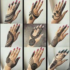 Henna Tattoo Designs, Mehandi Designs, Henna Flower Designs, Mehndi Designs Book, Mehndi Designs For Kids, Khafif Mehndi Design, Finger Henna Designs, Henna Tattoo Hand, Mehndi Design Photos
