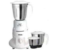 INALSA IMPACT MIXER GRINDER 3 JAR   Selling Price :Rs.2,040 M.R.P :Rs.3,895 For more details : http://www.saverupee.co.in/details.php?id=501  How to Grab this Deal: 1.Visit here for offer page | More Mixer Grinder 2.Add to cart 3.Login or register 4.Apply coupon code SCN15VCOM 5.Pay the amount Features: •Brand: Inalsa •Category: Appliances •Product Type: Mixer Grinder •Power: 500W •Motor rating: 30 minutes •No. of Speed: 3 and pulse •No. of Jar: 3 •Overload Protector: Yes