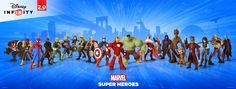 Disney Infinity 2.0 Marvel Super Héroes
