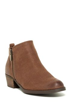 28f9f8a8b1ade Brie Ankle Boot - Wide Width Available Cognac Boots