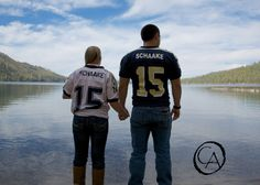 High School Sweet Hearts at Fallen Leaf Lake | By Christopher Armstrong Photography