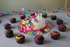 lalaloopsy cake idea