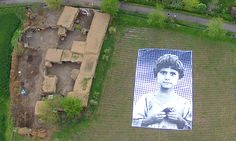 The artists who are giving a human face to the US's 'bug splat' drone strikes