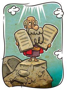 Série de dessins bibliques - Levangelisation (section Enfants)