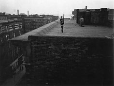 East 100th Street, 1970, Bruce Davidson