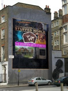 Stuffed World http://www.amazon.com/dp/B01ACNZ95K This sign was created for a good reason, there is a new book that you seriously must consider making a space for it, called: #StuffedWorld