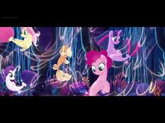 My Little Pony: The Movie - Falling With Style - YouTube